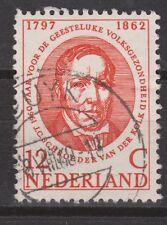 NVPH Netherlands Nederland 743 TOP CANCEL Cuyk Geestelijke Volksgezondheid 1960