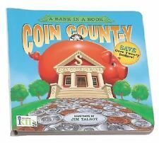 Coin County: A Bank in a Book