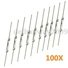10pcs Reed Switch MagSwitch 2 * 14mm Normally Open Magnetic Induction Switch