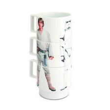 Star Wars Official Stacking Mugs - Set of 3