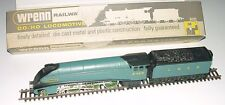 WRENN W2210 LNER Blue 4-6-2 Mallard OO/HO TRAIN,1980 manufacturer error.....
