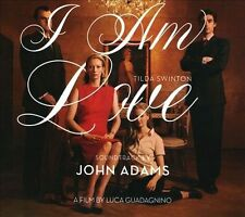 I Am Love Soundtrack CD New Sealed - Various Artists