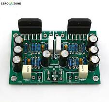 ZEROZONE LM3886 Stereo amplifier Kit Pure dynamic feedback circuit     L1510-9