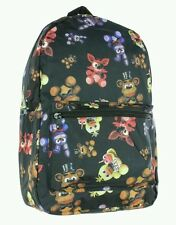 Five Nights at Freddy's Plush Characters Toss Sublimated Backpack