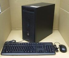 Hp elitedesk 705 G1 mt quad core amd A10-6800B 4.10GHz 8GB 500GB Win8 ordinateur