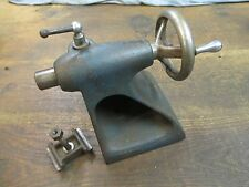 """Vintage L-103 Craftsman 10"""" Wood Lathe - Complete Tailstock Assembly /   FA 81"""
