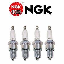 4 X NGK Standard Non-Resistor OEM Performance Power Spark Plugs BP7ES # 1034