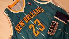 Anthony Davis New Orleans Hornets Rookie Authentic Pro Cut Adidas Jersey UK 2XL