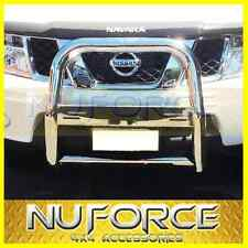 Nissan Navara D40 (2005-2015) Nudge Bar / Grille Guard