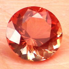 PADPARADSCHA SCHILLER OREGON SUNSTONE 2.06Ct FLAWLESS-FOR TOP JEWELRY-BEAUTIFUL!