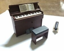 Dollhouse Miniature Toy Classic Piano. Very RARE and Limited Collection