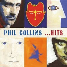 Phil Collins Hits (compilation, 16 tracks, 1998) [CD]