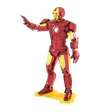 Iron Man Marvel Avenger 3D-Metall-Bausatz Metal Earth 3322