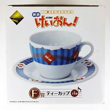 FU Banpresto K-on Tea Cup Ichiban Kuji Japan Anime official