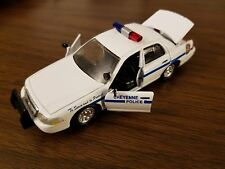 CHEYENNE (WYOMING) POLICE DEPT. PATROL CAR; ROADCHAMPS; 1/43 SCALE