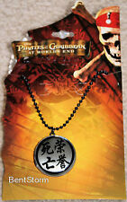 NEW Disney Pirates of the Caribbean Orlando Bloom Photo Pendant Locket Necklace