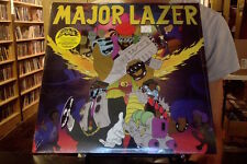 Major Lazer Free the Universe 2xLP sealed vinyl + download