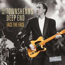 PETE TOWNSHEND'S DEEP END - FACE THE FACE EAGLE VISION  CD+DVD NEU