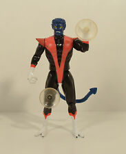 "1991 Nightcrawler 4.5"" Toy Biz Action Figure Marvel Uncanny X-Men"