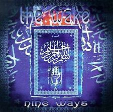 THE WAKE (GOTH) - Nine Ways CD ** BRAND NEW : STILL SEALED RARE **