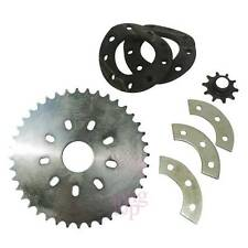 40T Rear Gear Drive Sprocket Mount Pad Kit 49cc 66cc 80cc Motorised Bicycle Bike