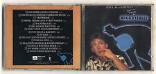 Cd PAUL McCARTNEY Give me regards to BROAD STREET - MPL 1984