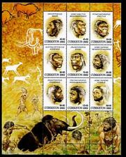 Mammut und erste Menschen. KB. Usbekistan 2002