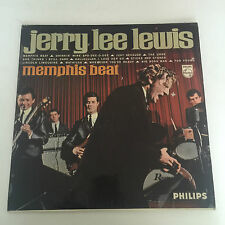 Jerry Lee Lewis - Memphis Beat - 1966 - Philips - BL.7706 - Vinyl LP