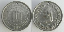Queen Victoria 1887 Jubilee Medal - Greatest Queen - Empress Of India