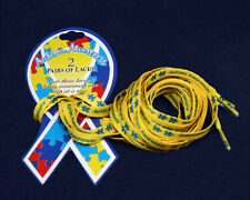 Autism Awareness Shoe Laces (RETAIL)