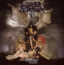 Appointment with Death * by Lizzy Borden (CD, Oct-2007, Metal Blade)
