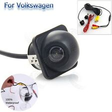 Car Reverse Back Off Rear View Camera Webcam Night Vision For Auto VOLKSWAGEN VW