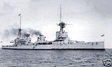 ROYAL NAVY INVINCIBLE CLASS BATTLECRUISER HMS INDOMITABLE -JUTLAND, DOGGER BANK