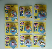 Bluebird Mimi and Goo Goos Lot 9 Blisters NEW NIB Polly Pocket