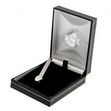 Sunderland Fc Stainless Steel Tie Slide in Gift Box Present Smart Shirt Football