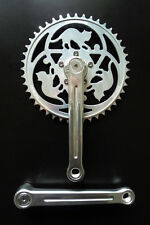Solida Cats Bold 44t Chainring & Sunxcd Exceed 50.4bcd Crankset 165mm
