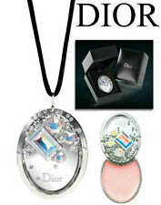 100% AUTHENTIC DIOR SWAROVSKI JEWEL PINK BOREAL Makeup Necklace   WORLD SELL-OUT