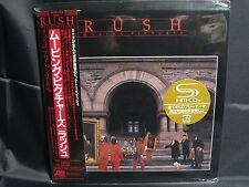 RUSH Moving Pictures JAPAN Mini LP SHM CD 1981 8th 35th Anniversary Paper Sleeve