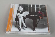 Diana Krall - All for you , A Dedication to the Nat King Cole Trio , CD   /S153