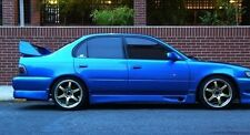 NEW TOYOTA COROLLA GTEC TRD SIDE SKIRTS LIP BODY KIT 1993 94 95 96 97