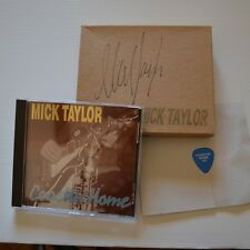 (ROLLING STONES) Mick TAYLOR - Coastin' home - 1995 LTD. edition CD Box set