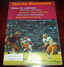 Sports Illustrated  October 9  1967 Mike Phipps Purdue