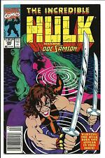 INCREDIBLE HULK # 380 (APR 1991), VF