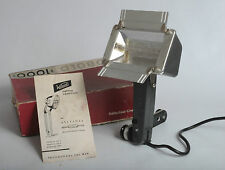 Vintage Kobold 1000 Movie Light Quartz Iodine Lamp with Box and Instructions