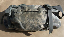 USGI modular lightweight load carrying equipment waist pack in ACU, Army Issue