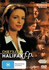 HALIFAX F.P. Case File Vol 4 NOT Sealed DVD 2007 3-Disc Set Free Shipping M R4