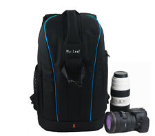 Travel DSLR Camera Backpack Rucksack Pack Case Bag For Canon EOS Nikon Sony