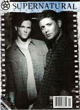 Supernatural The Official Magazine #9 PX Variant Exclusive Jared & Jensen Cover