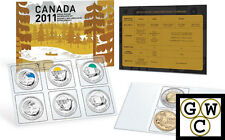 2011 Special Edition Proof-Like Set of Commemorative-Issue Coins (12906)