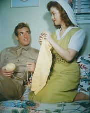 Guy Madison Shirley Temple Rare 4  X  5   TRANSPARENCY